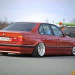 Modified BMW E34 (4)