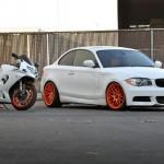 Modified BMW E82 (1)
