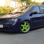Modified Dacia Logan (4)