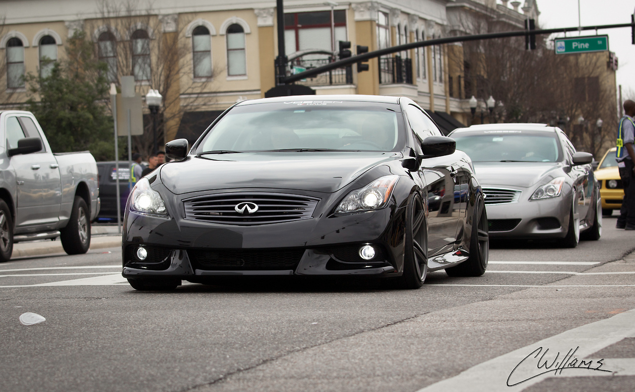 Modified G37 3 Tuning