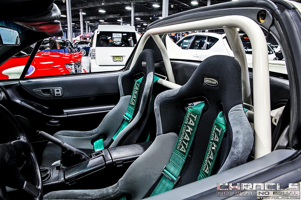 Honda Cr X >> Modified Honda CR-X del Sol (6) | Tuning