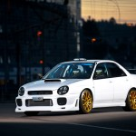 Modified Impreza (1)