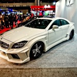 Modified Mercedes CLS W218 (2)