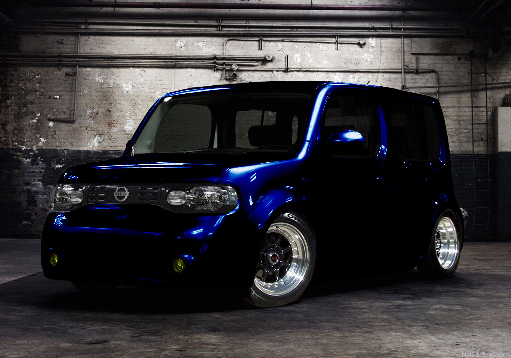Nissan Cube Modified