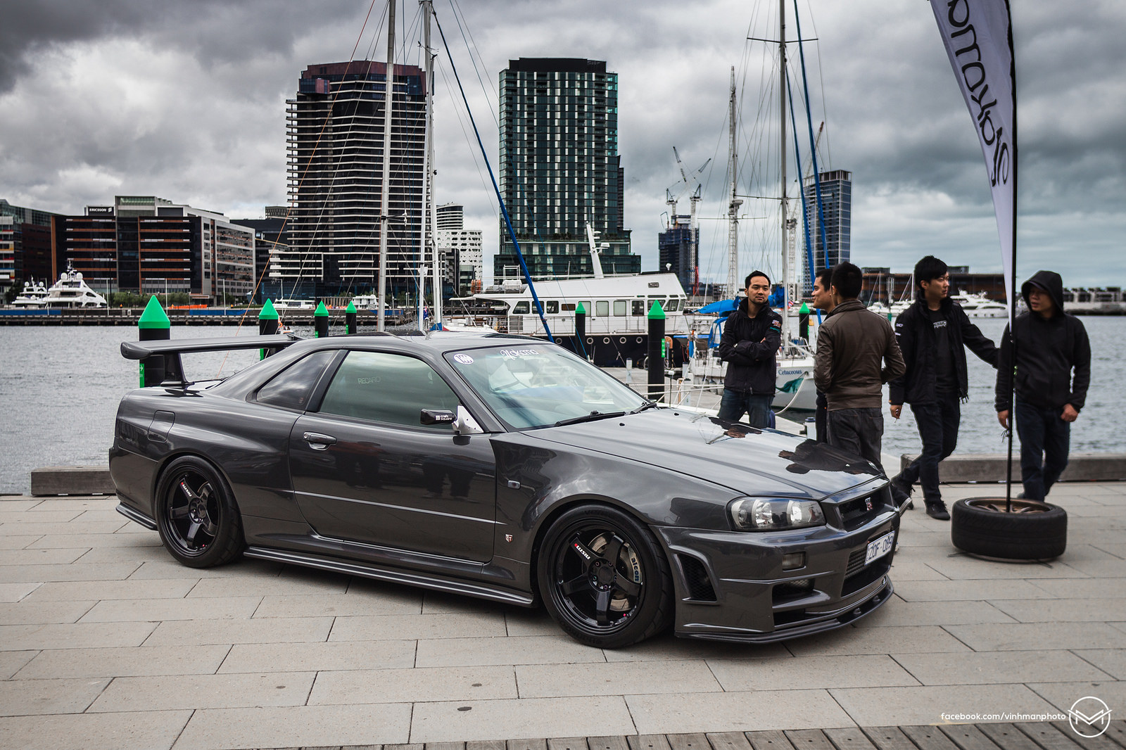 modified nissan skyline r34 6 tuning. Black Bedroom Furniture Sets. Home Design Ideas