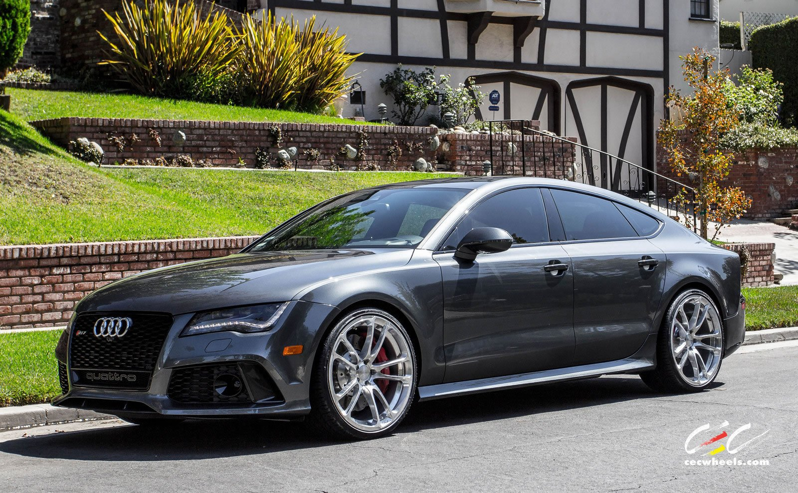 Modified Rs7 Tuning