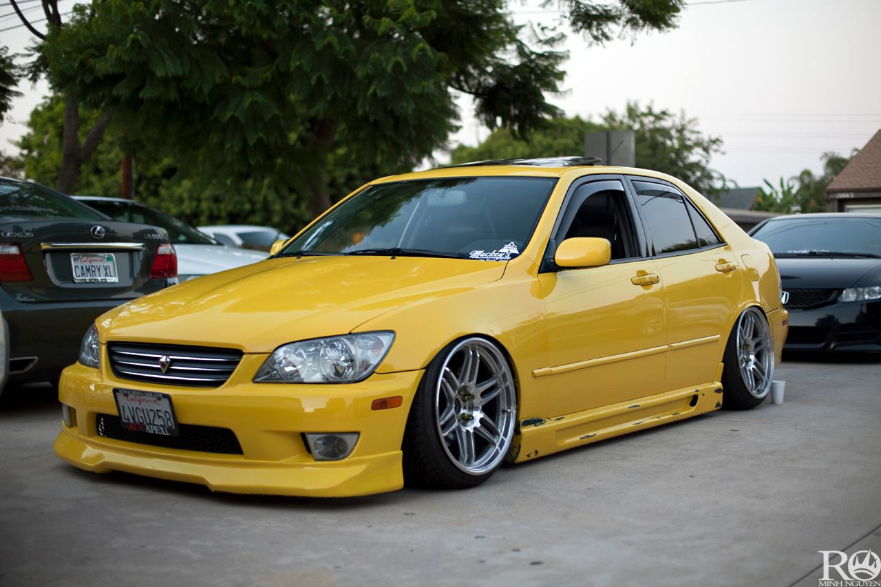 Lexus Is 200 >> Modified Toyota Altezza (1)   Tuning