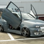 Modified Volkswagen Lupo (1)