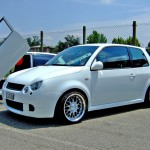 Modified Volkswagen Lupo (2)