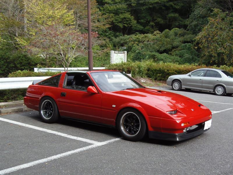 1984 Nissan Datsun 300zx 1984 Datsun 300 Z X Nissan Pictures to pin on Pinterest