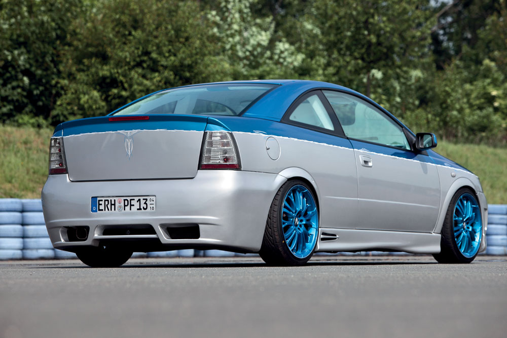 Opel astra g opc bertone tuning 5 tuning for Opel astra g interieur