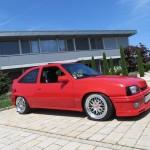 Opel Kadett GSI Tuning
