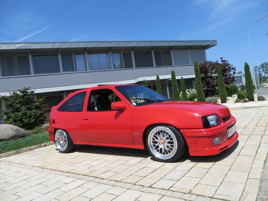 Opel Kadett 1 1on Fast And Furious Volkswagen Jetta