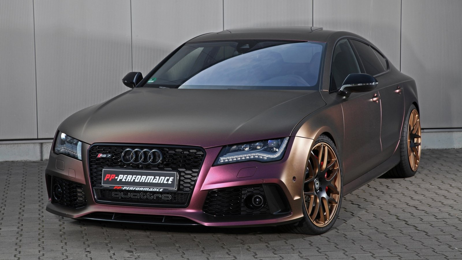 Pp Performance Audi Rs7 3 Tuning