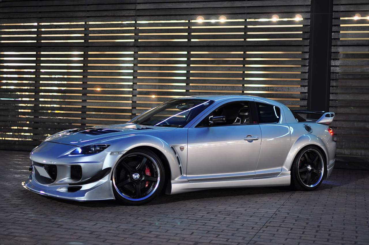 Marvelous RX 8 Tuning (10)