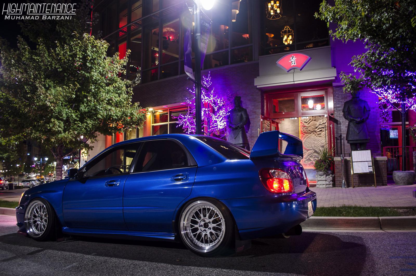 Subaru Impreza Blobeye Tuning 6 Tuning