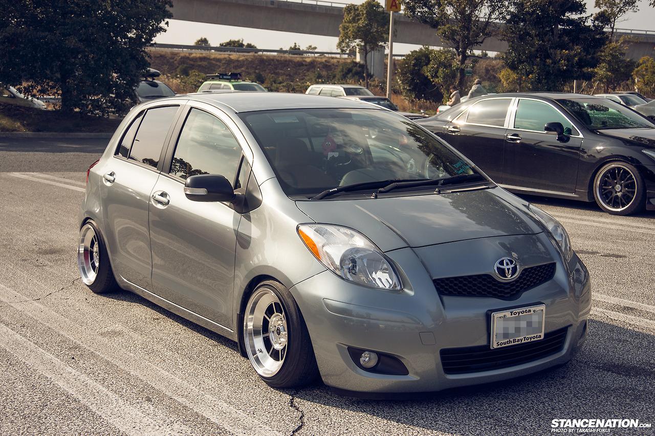 Toyota Yaris Xp90 Tuning 5 Tuning