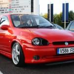 Vauxhall Corsa (MK1) Tuning (4)
