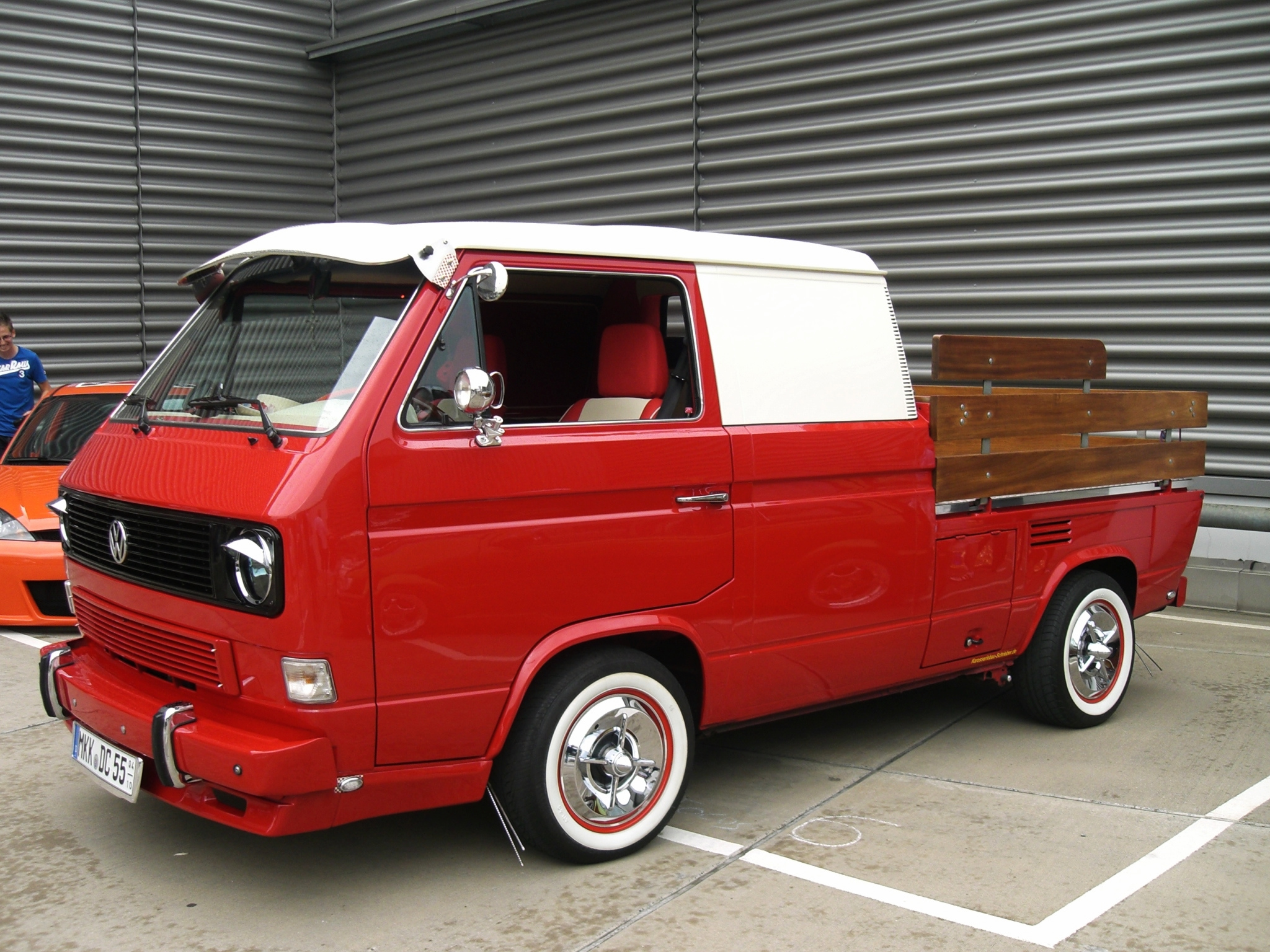 volkswagen transporter t3 3 tuning. Black Bedroom Furniture Sets. Home Design Ideas