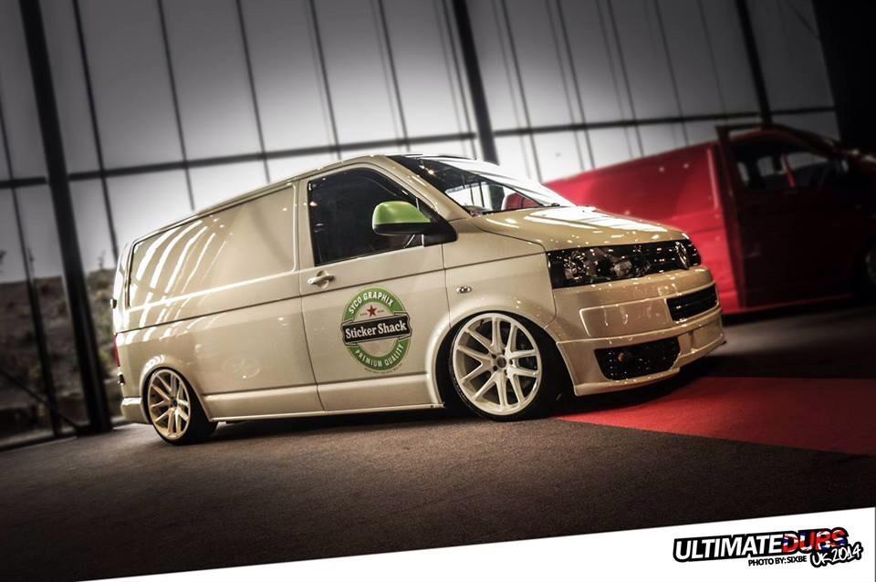Volkswagen Transporter (T5) Facelift (1)   Tuning