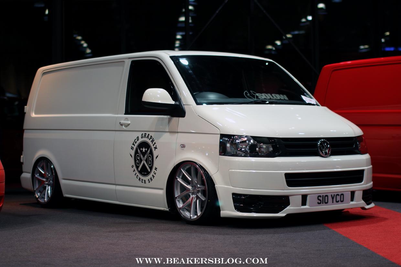 volkswagen transporter t5 facelift 2 tuning. Black Bedroom Furniture Sets. Home Design Ideas
