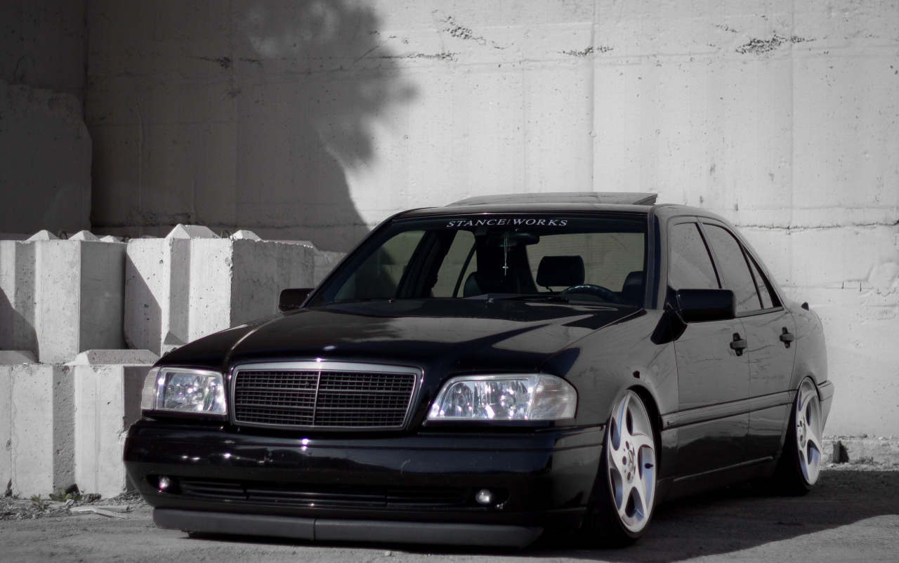 W202 tuning 2 tuning for Mercedes benz c class w202