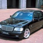 Wald Mercedes S-Class W140 Tuning (1)