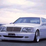 Wald Mercedes S-Class W140 Tuning (2)