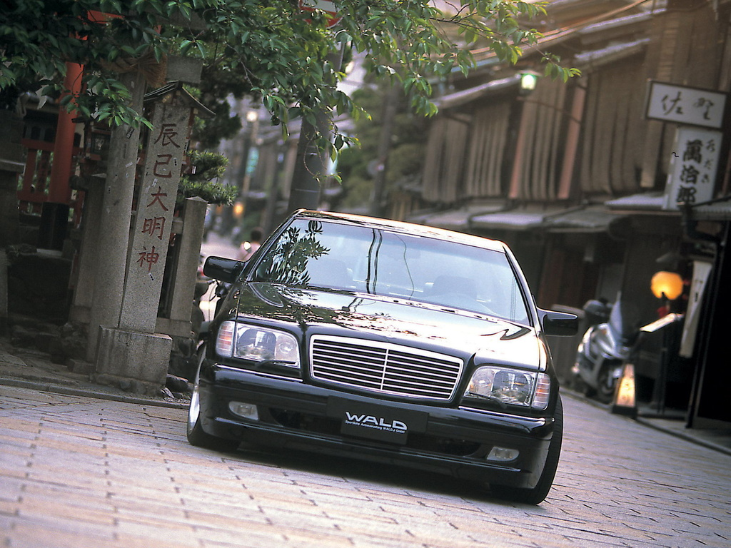 wald mercedes s class w140 tuning 3 tuning