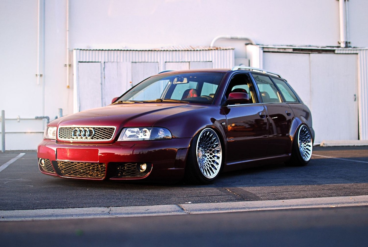 audi a4 b5 avant tuning 5 tuning. Black Bedroom Furniture Sets. Home Design Ideas