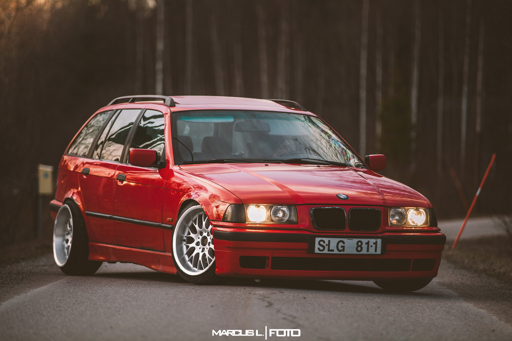 Bmw 3 Series E36 Touring 4 Tuning
