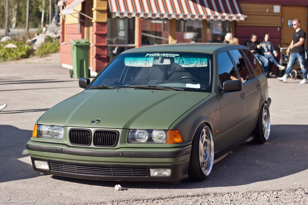 Bmw 3 Series E36 Touring 5 Tuning
