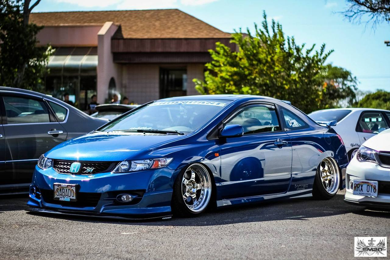 Custom Civic 8g Coupe 3 Tuning