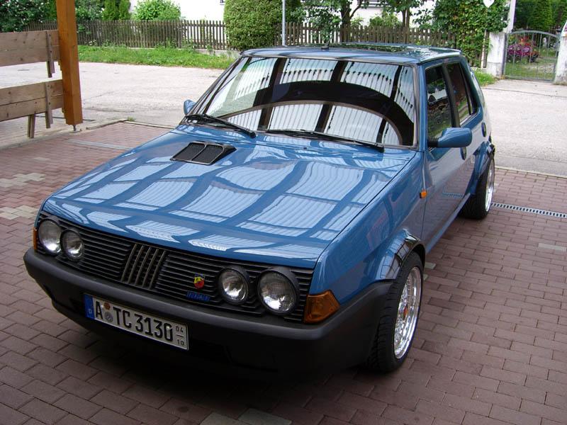 Fiat Ritmo Tuning 1 Tuning