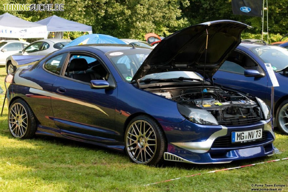 ford puma tuning 4 tuning. Black Bedroom Furniture Sets. Home Design Ideas