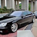 Mercedes-Benz S-Class (W220) Tuning (2)