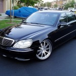Mercedes-Benz S-Class (W220) Tuning (4)