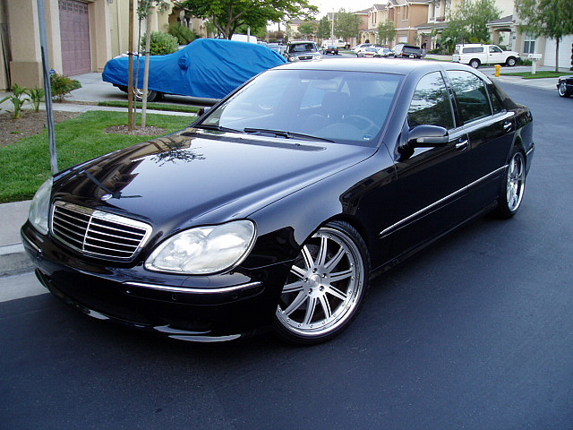 mercedes benz s class w220 tuning 4 tuning. Black Bedroom Furniture Sets. Home Design Ideas