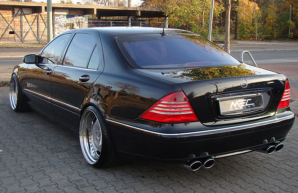 mercedes s500 w220 tuning. Black Bedroom Furniture Sets. Home Design Ideas