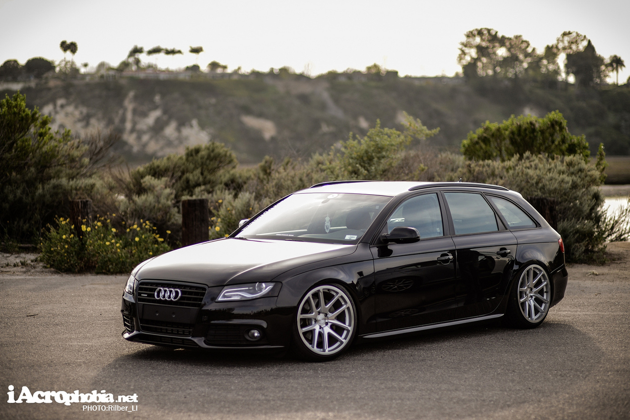 Modified A4 Avant B8 1 Tuning