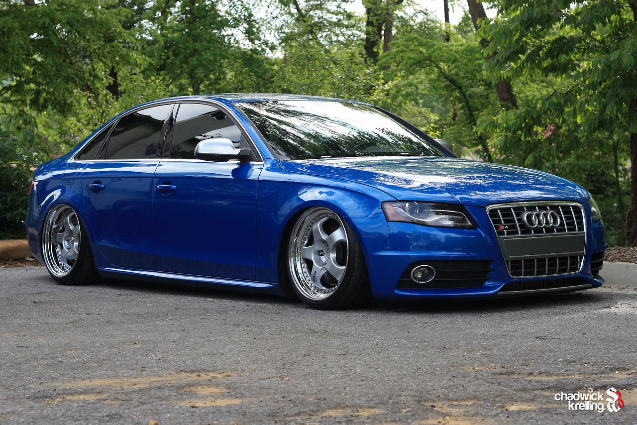 Modified A4 Avant B8 (2) | Tuning