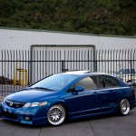 Modified Honda Civic FA5 (1)