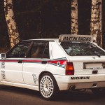 Modified Lancia Delta Integrale (3)