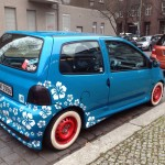 Modified Renault Twingo