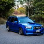 Modified Subaru Forester XT Sports (2)