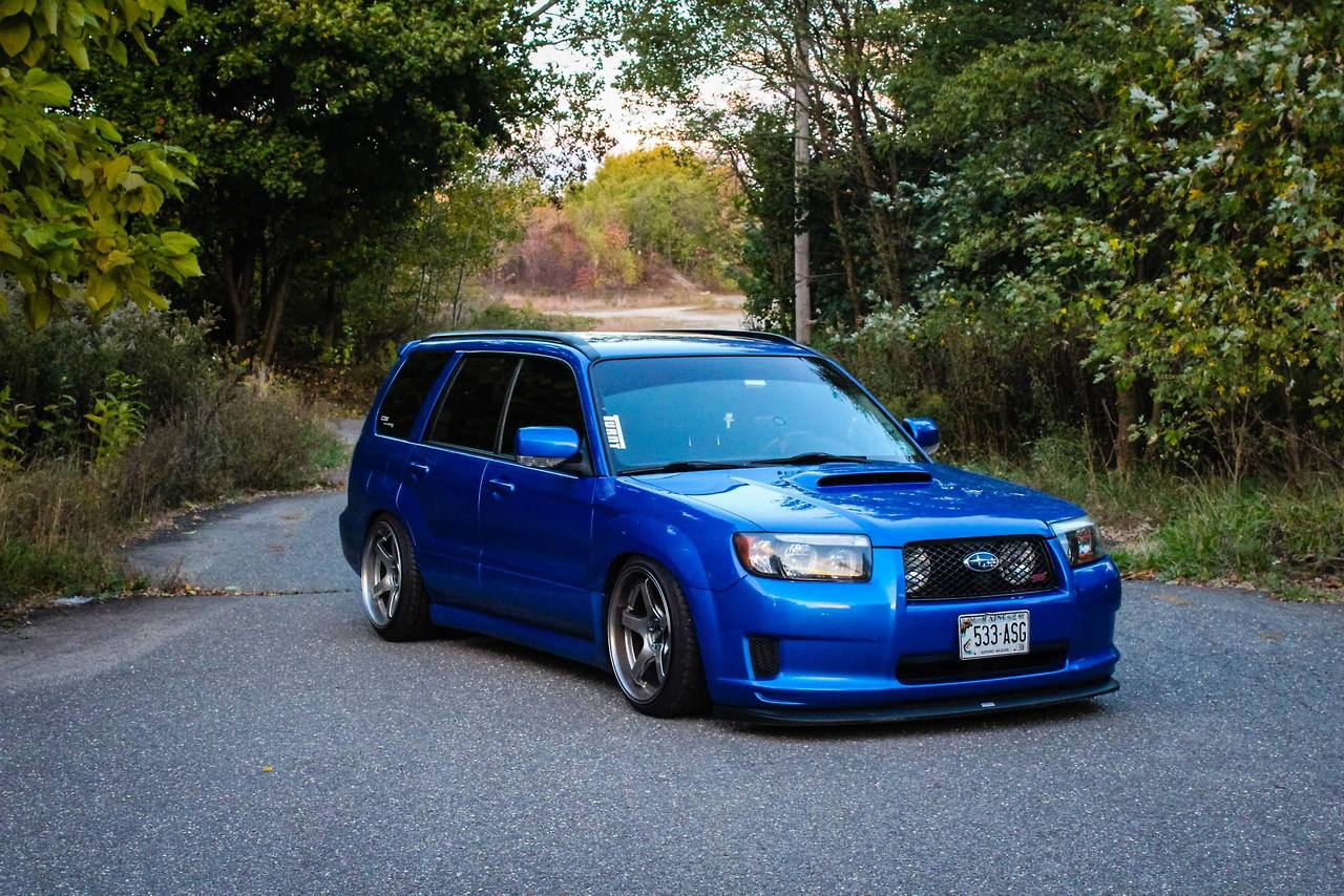 modified subaru forester xt sports 2 tuning. Black Bedroom Furniture Sets. Home Design Ideas