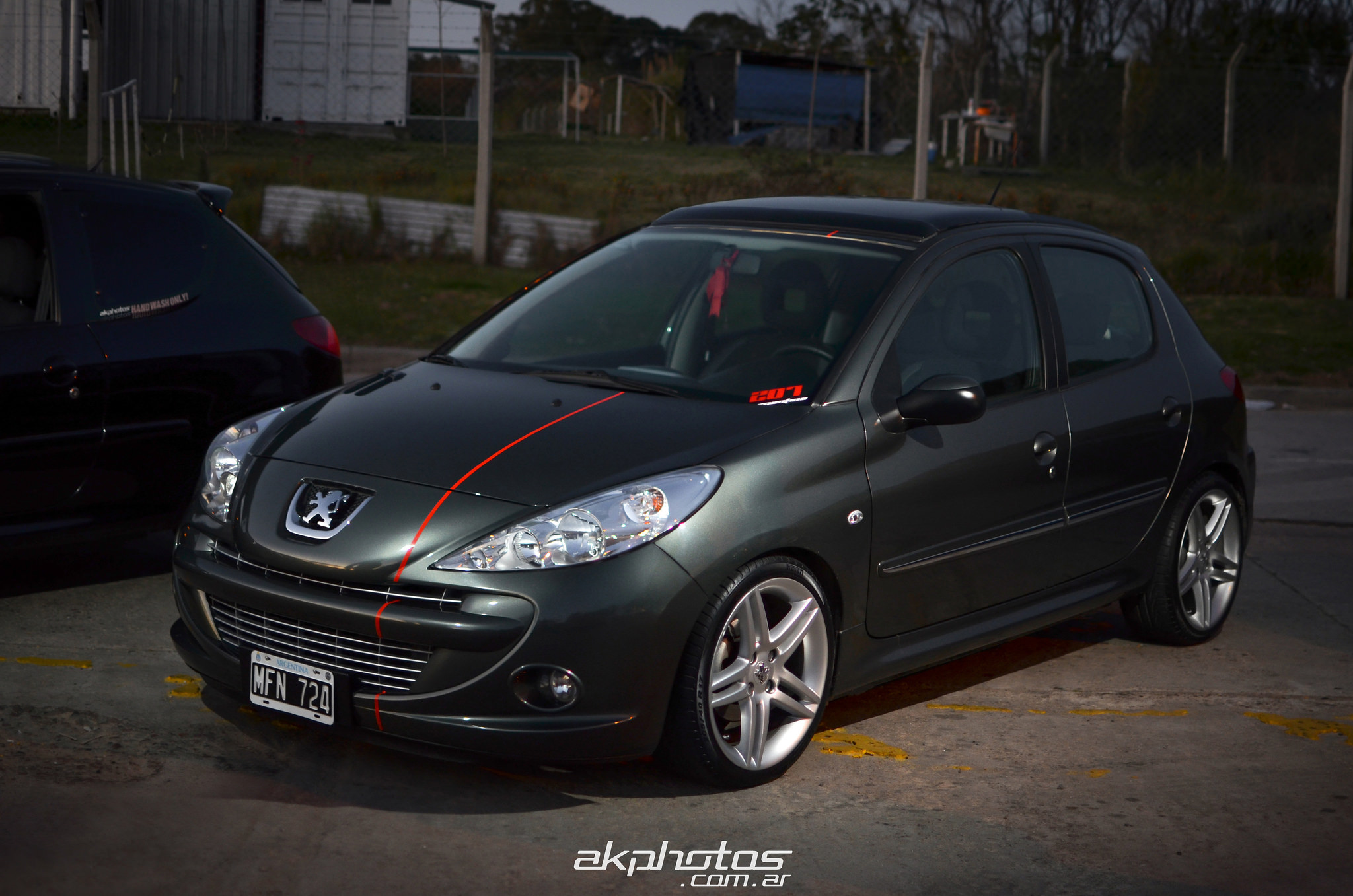 peugeot 207 tuning peugeot images peugeot 207 tuning hd. Black Bedroom Furniture Sets. Home Design Ideas