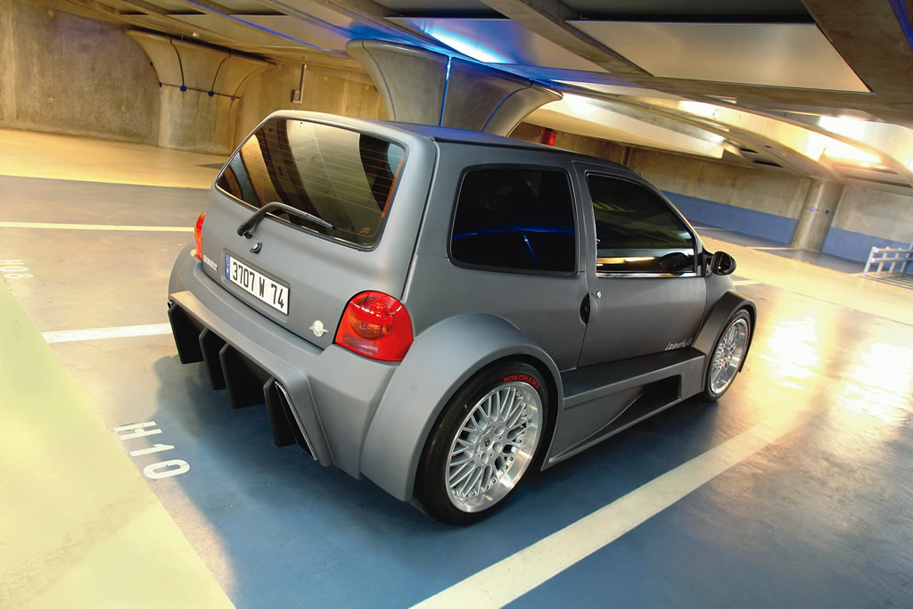 renault twingo v8 trophy 4 tuning. Black Bedroom Furniture Sets. Home Design Ideas