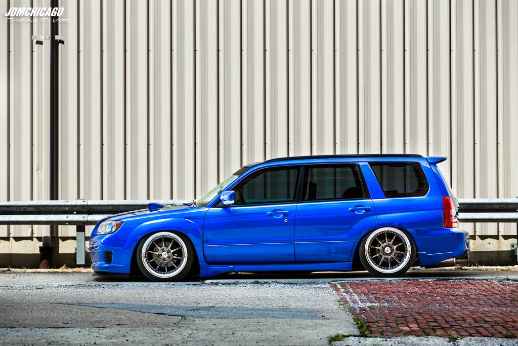 Subaru Forester Sg 3 Tuning