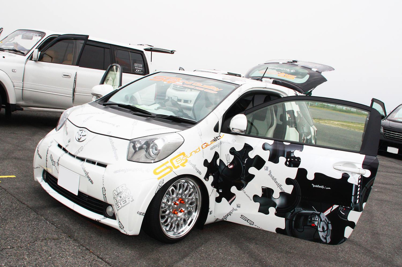 toyota iq tuning 1 tuning. Black Bedroom Furniture Sets. Home Design Ideas